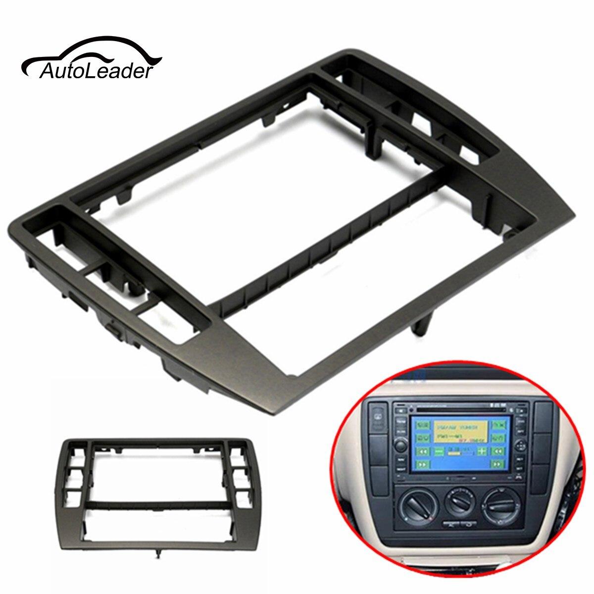 OEM: 3B0858069 New ABS Interior Dash Center Console Trim Bezel Panel Radio Face Frame for VW PASSAT B5 2001 2002 2003 2004 2005
