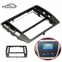 OEM 3B0858069 New ABS Interior Dash Center Console Trim Bezel Panel Radio Face Frame For VW