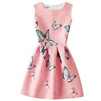 Summer Dress 2016 Dresses For Girls Of 12 20 Years Sleeveless Printed Big Size Princess Dress