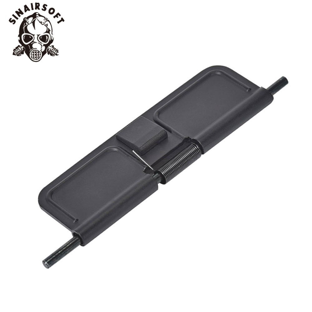 SINAIRSOFT Alloy Black Dust Cover Assembly Installation Guide For Airsoft AEG M4 M16 Series Hunting Paintball Shooting Accessory