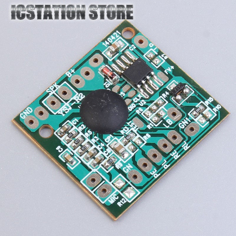 120s 120secs 16K Recordable Module Sound Voice Recording Tool  Playback Board 0.25W-2W For Toys Gifts