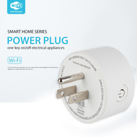 Plugs 3x Smart Mini WiFi Plug Outlet Switch work with Echo Alexa Google Home Universal Remote Control US 19Feb13