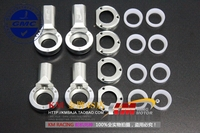 Metal Front and Rear Ball head buckle set (4 pieces) for 1/5 HPI Baja 5b ss Rovan Kingmotor car