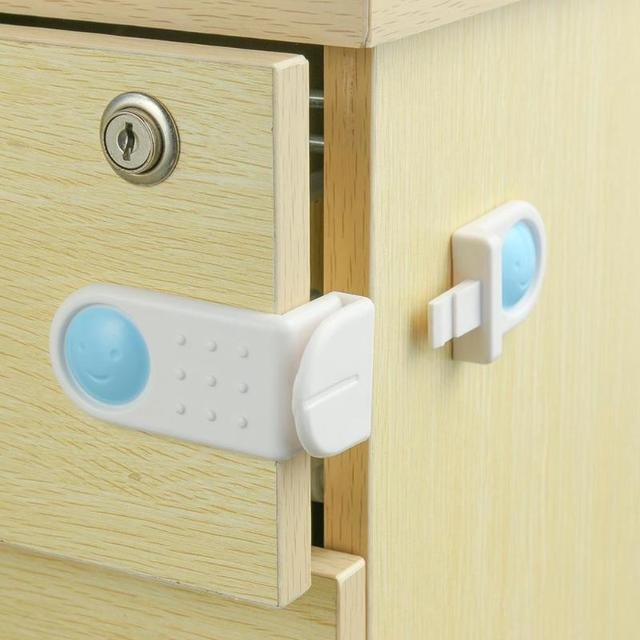 12pc Baby Drawer Safety Lock For Cabinet Baby Lock Cabinet Door