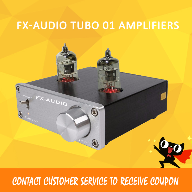 FX-AUDIO TUBE-01 amplifier audio 6J1 tube amplifiers mini hifi power amplifiers amplifier audio horowitz how to design & build audio amplifiers incldigital circuits 2ed paper only