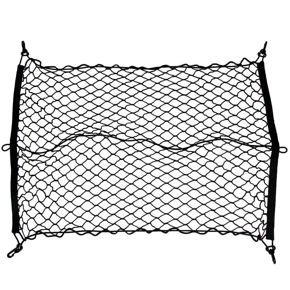 rear trunk envelope  floor style cargo net for skoda