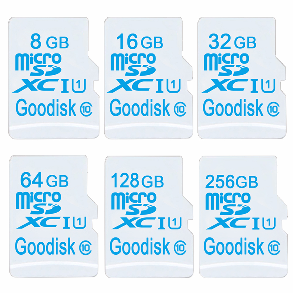Mobile phone white Micro sd card high memory mini card 8GB class6 TF Card 16GB/32GB/64GB/128GB class10 microsd for 32 gb SD card ssk scrm 060 multi in one usb 2 0 card reader for sd ms micro sd tf white