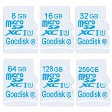 Мобильный телефон Белый Micro SD карты высокой мини карты памяти 8 ГБ Class6 карты памяти 16 ГБ/32 ГБ/ 64 ГБ/128 ГБ Class10 MicroSD 32 ГБ SD карты