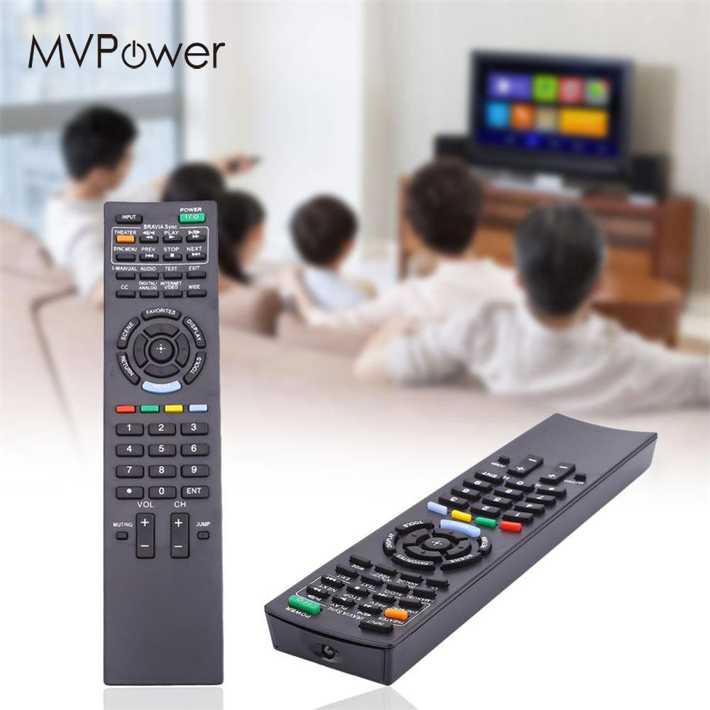 MVpower 433kHz RM-ED022 Remote Control for Sony TV LCD LED Television RC Control Remote Buttons Replacement Parts док станция sony dk28 tv dock