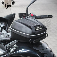 Universal Motorcycle Bag Tank Bags Motos Multifunction Luggage Motorbike Oil Fuel Tank Bags Chuck Base Oxford Saddle Bags MB021