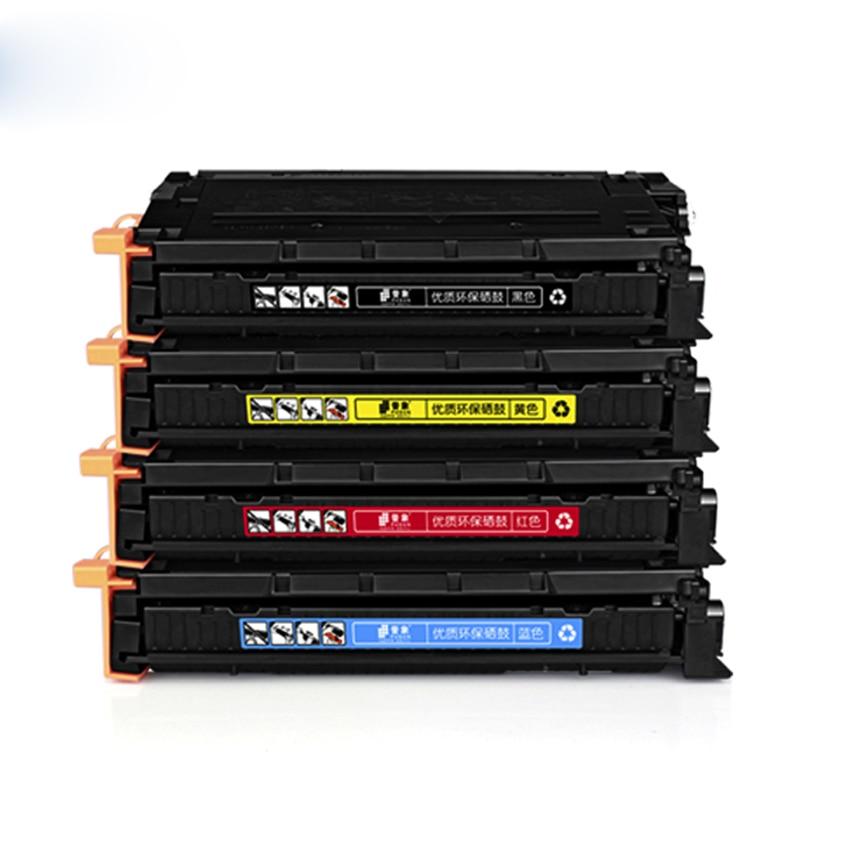 High Quality Toner Cartridge C9720A C9721A C9722A C9723A for HP LaserJet 4600 4610 4650 4X/Set ce278a toner cartridge for hp laserjet