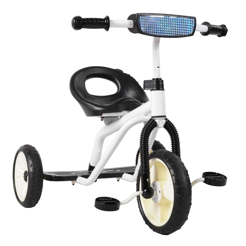 230 tricycle,yellow and white color,adjust to 3-6 years childred,lightweight,with adjustable seat 230 om 8gb 230 white