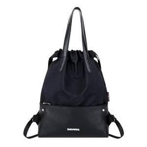Drawstring Backpack String Bag Waterproof Sackpack Cinch Sack Gymsack(China)