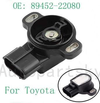 良質スロットルポジションセンサー Tps センサートヨタ 4 ランナースープラ T100 89452 から 22080 8945222080 TH209 198 500 3021