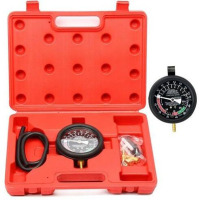 YG Automotive Engine Fuel Pump Vacuum Pressure Diagnostic Tester Gauge Tool Kit
