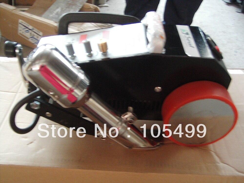 Weldy soldador de ar quente para A Quinta Geração de lonas e banners Máquina De Solda para PVC/Banners/Flex a partir de brilho impressão