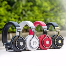 Original Bluedio T3 Bluetooth headphone built in microphone font b headset b font with Bass Bluetooth