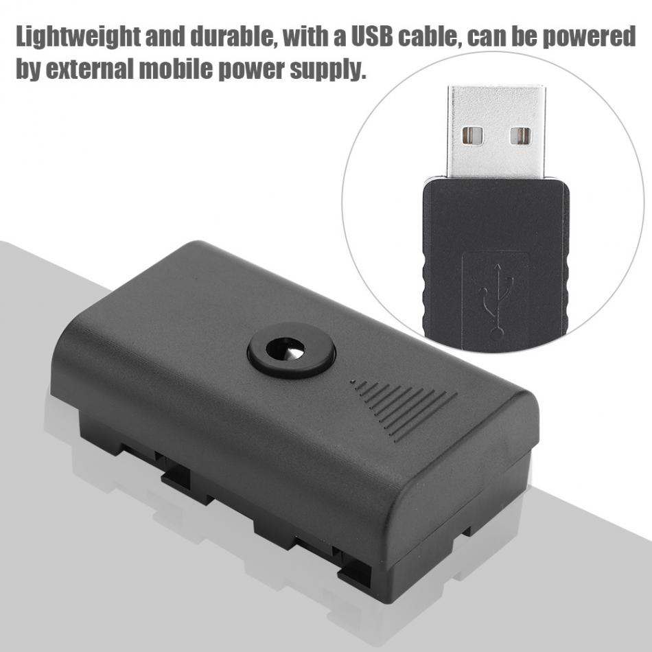 F990 Batteries. F970 V BESTLIFE Dummy Battery Coupler with USB Cable for All Brands of Camera Lamps F750 Compatible for Products That use F550 F570 F770