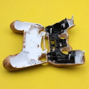 Image 2 - Cltgxdd Voorkant Terug Hard Plastic Bovenste Behuizing Shell Case Met Inner Ondersteuning voor PS4 Draadloze Controller Cover