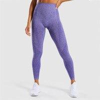 High Waist Seamless Leggings Push Up Leggins Sport Women Fitness Running Yoga Pants Energy Seamless Leggings Gym2019 leggins