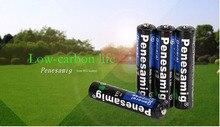 Célula de Bateria Descarga para Substituir 10 Pçs e lote de 1.5 V AAA Pilhas Alcalinas Zinco-manganês Baixa Auto 1.2 Ni-mh Bateria