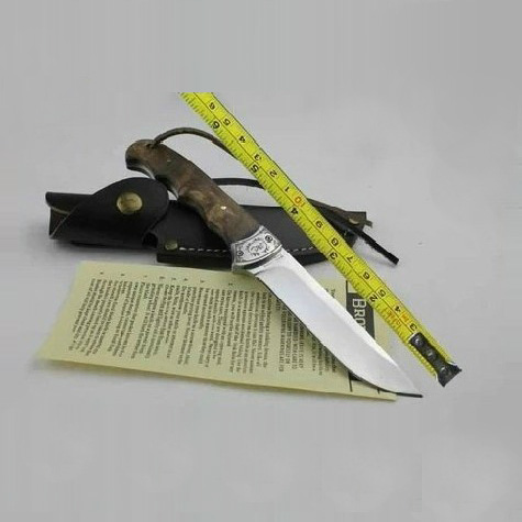 58HRC 7Cr17mov Outdoor camping tool shadow wood small font b hunting b font fixed blade font
