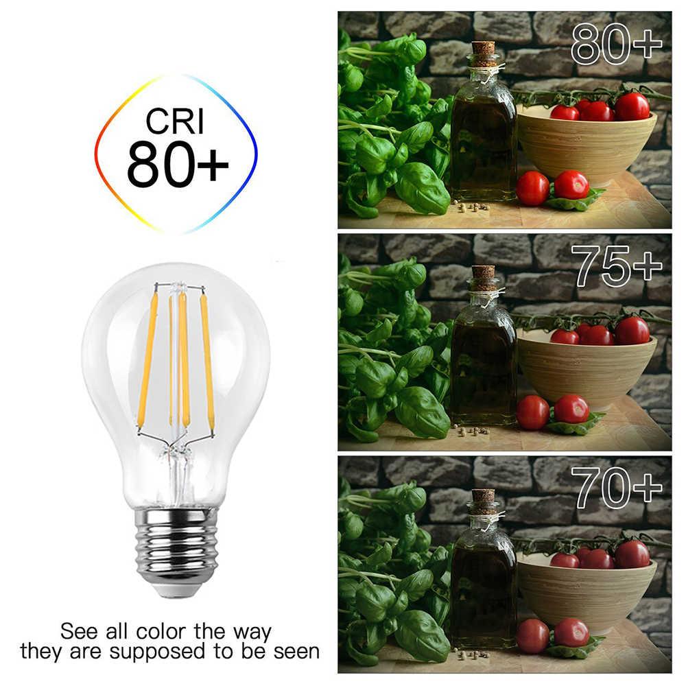 E14 светодиодный лампы в форме свечи лампы E14 C35 в стиле ламп накаливания E27 СВЕТОДИОДНЫЙ передвижной лампой с возможностью прикрепления на 25 Вт, 40 Вт, 50 Вт, ручная сборка Светодиодная лампа накаливания лампы E27 220V A60 bombilla