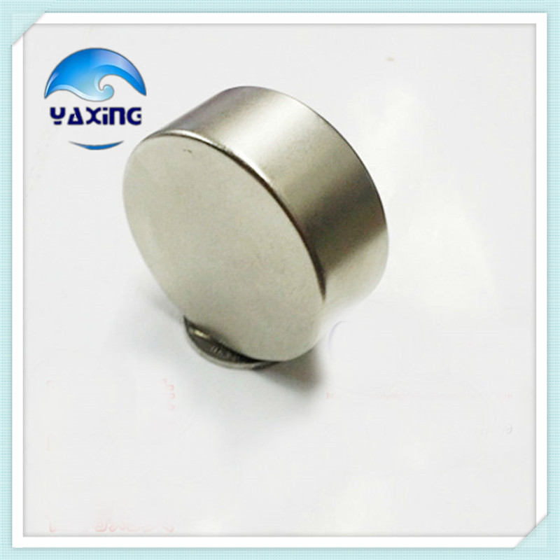 Neodymium magnet 1PCS disc <font><b>50x30</b></font> mm super strong powerful magnet Rare Earth Magnet 50x30mm Neodymium magnets 50 *30mm image
