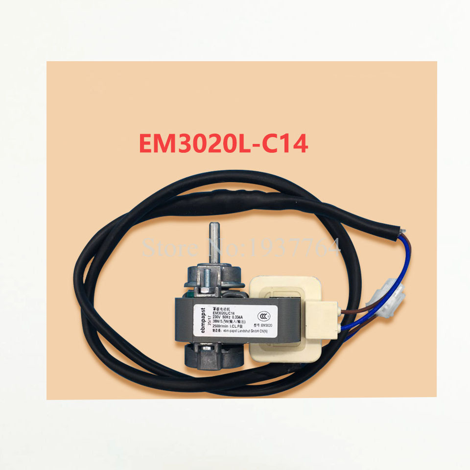 new Original for Refrigerator Motor EM3020L/C14new Original for Refrigerator Motor EM3020L/C14