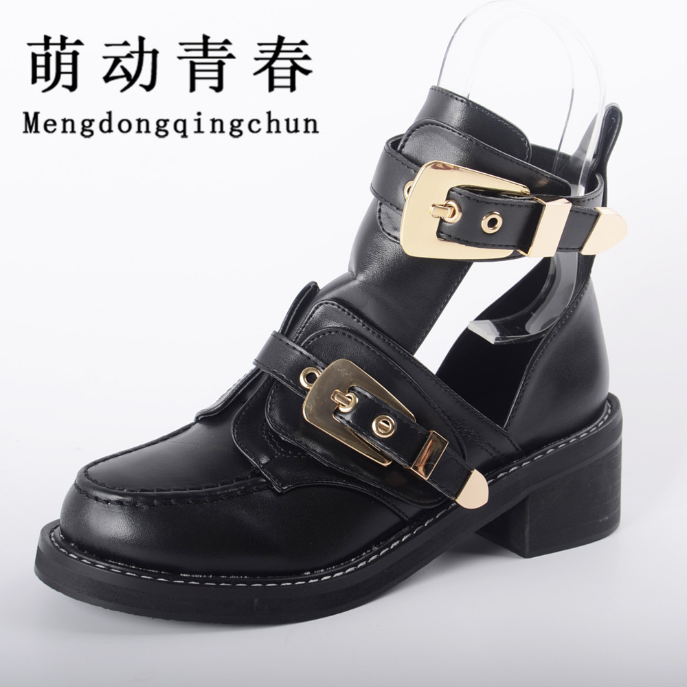 High Quality 2016 Brand Luxury Summer Style Women Ankle