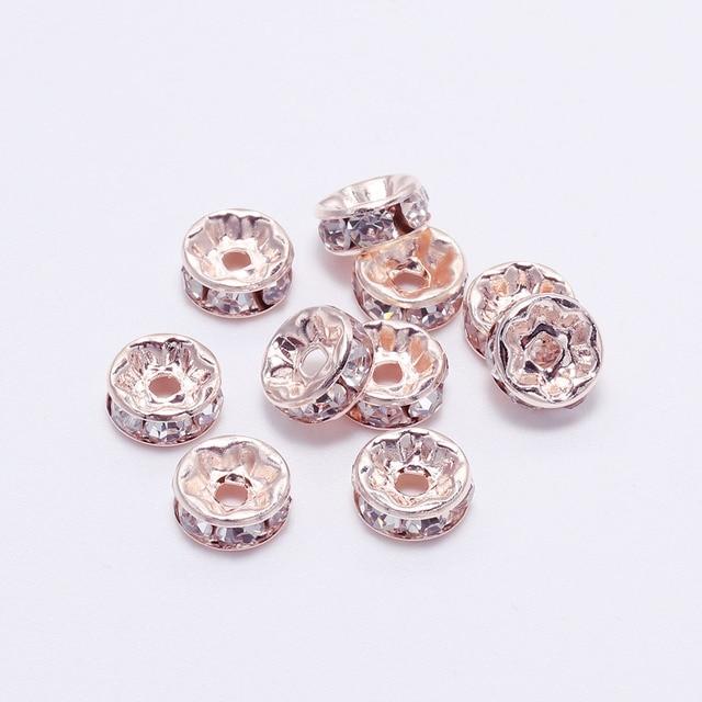 50pcs/lot Spacer Beads 2
