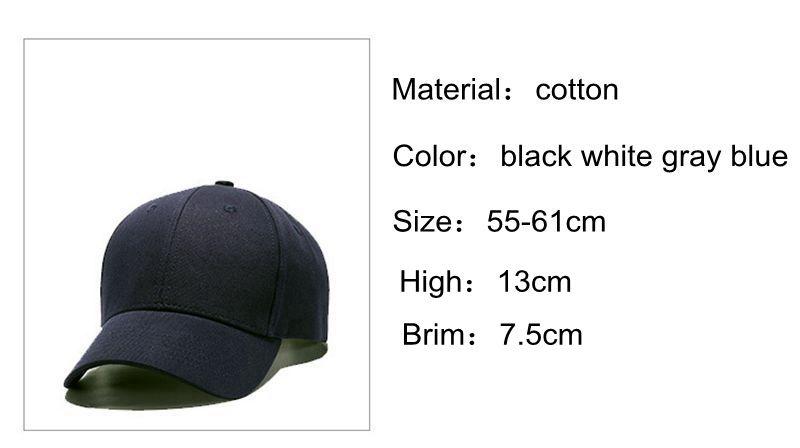 black trucker hat men