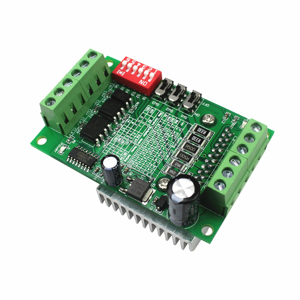 1pcs TB6560 3A stepping motor driver stepping motor drive board single axis controller 10 Files 148 single stepping joint potentiometer with 41 points a20k a50k a1m anti axis 15mmf