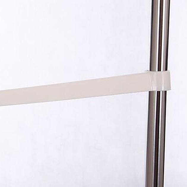 Adjustable Telescopic Bathroom Corner Shower Shelf Rack 4 Tier Caddy ...
