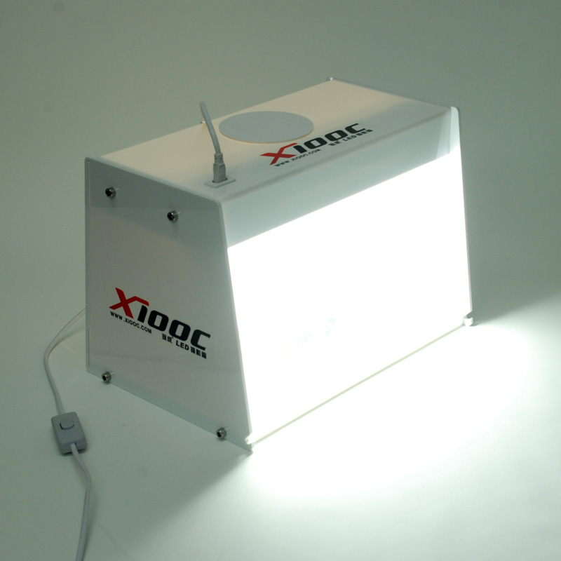 Led lighting font b photo b font box softbox jewelry studier set lled light jewelry box