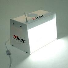 Led lighting photo box softbox jewelry studier set lled light jewelry box Photography Lighting Tent Kit