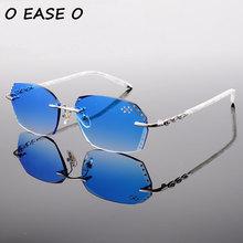 Корейский оправы Солнцезащитные Оттенки для женщин высокое качество сплав и ацетат солнцезащитные очки с 1.61 Асферические тонированные солнцезащитные очки линзы 58075
