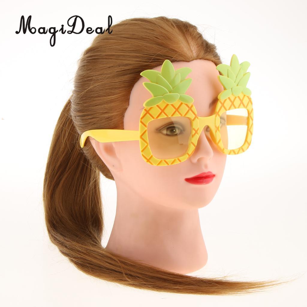 Adult Hawaiian Tequila Style Glasses Fancy Dress Summer Accessory