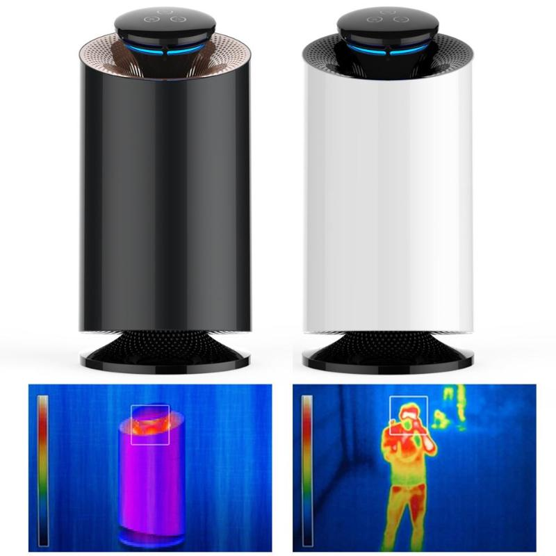 3 in 1 CCFL Mosquito Killer Air Purifier O3 Deodorization UV Sterilization Air Purifier Filter Electric Mosquito Lamp for Home free shipping wholesale price true hepa bedroom air purifier 4 in 1 coverage 15 sq m noise less than 35db 10qb deodorization