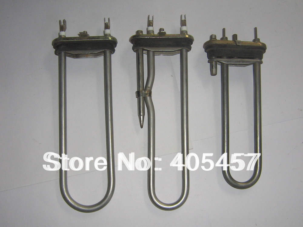 steam sauna heating tube,heater element with three head,electrical parts rice cooker parts steam pressure release valve