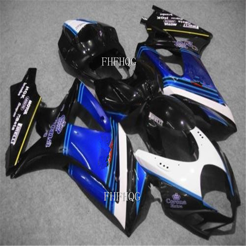 Simulated Headlight SUZUKI GSXR1000 GSX R 07-08 decals stickers set kit