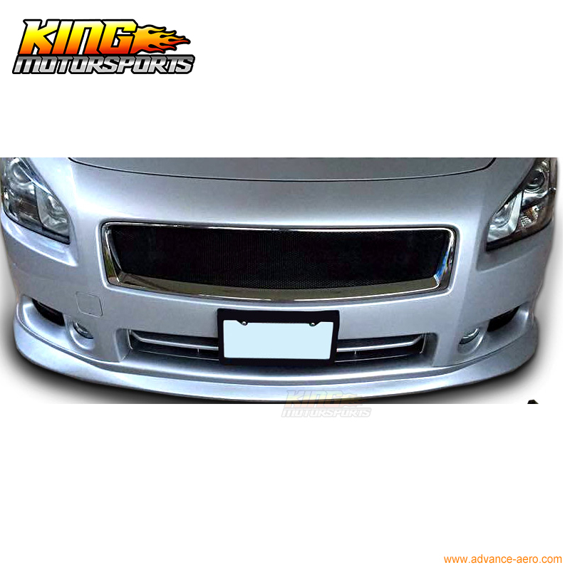 Fits 2009 2014 Nissan Maxima 7th Gen MDP Style Front Bumper