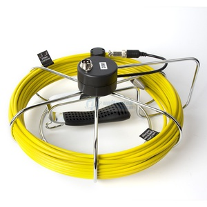 Image 5 - Pipe Inspection Camera 20M Cable 7 inch TFT LCD Monitor Aluminum Case System Built in DVR Borescope Pipe Sewer Camera