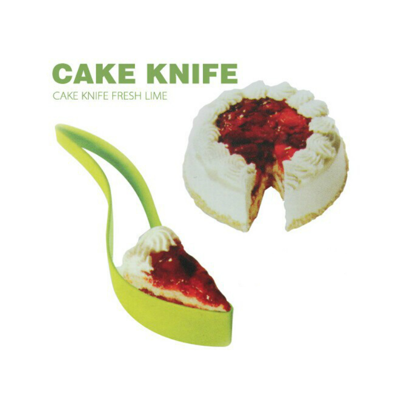 Practical Perfect Slicer Cake Knife Surfaces With Radian