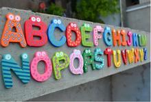 alfabet sztuk/paczka, magnes edukacyjna
