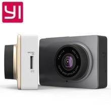 100% Original Xiaomi YI Smart Car DVRs camera Wifi wireless Xiaoyi ADAS dvr Camera Dash Cam 1080P 2.7 inch for Android & iOS