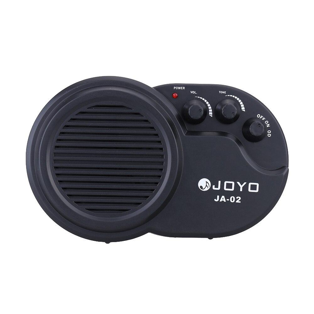 joyo ja 02 3w mini electric guitar amp amplifier speaker with volume tone distortion control. Black Bedroom Furniture Sets. Home Design Ideas