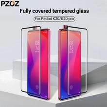 PZOZ для xiaomi Red mi K20 pro стеклянная полностью покрытая закаленная защитная пленка Red mi k20 Red mi 5 Plus 7A mi 9T пленка из закаленного стекла