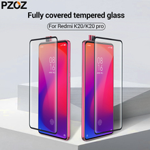 PZOZ for xiaomi Redmi K20 pro glass Fully covered tempered protective film k20 5 plusl 7A mi 9T