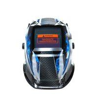 Bule Flame Solar Auto Darkening Welders Welding Helmet Mask Grinding Mode Automatic Welder Filter Lens